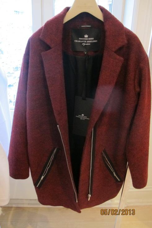 The jacket - vi elsker fargen!