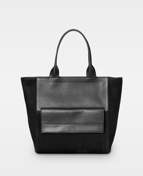 decadent_326_wide_tote_with_pocket_black_a