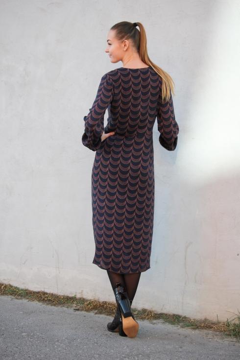 SF rachel kjole bakside