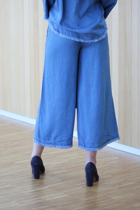 arnie denimsett bukse bak