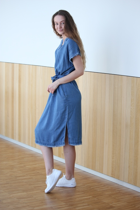 arnie dongeri lang kjole side