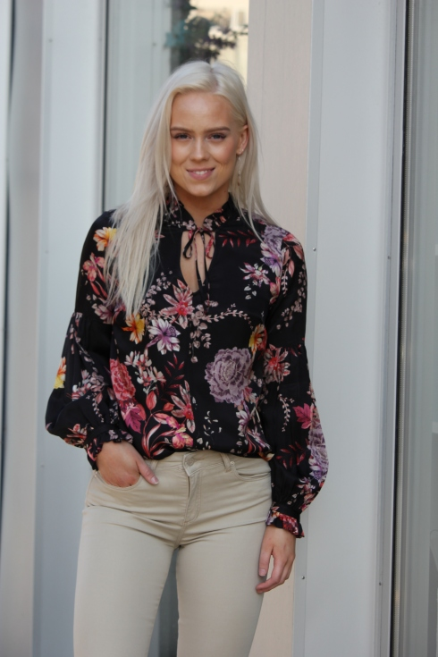 day blomster bluse