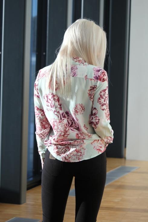 malina skjorte bak